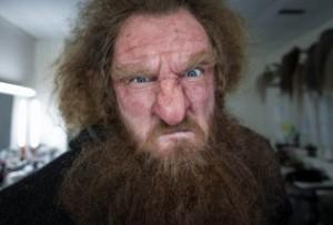 king dwarf2 300x203 Художник париков и грима Питер Сордз Кинг: интервью