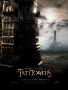 01 Teaser 1 Two Towers 226x300 Властелин Колец   Постеры