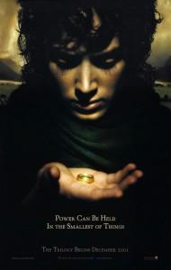 02 Frodo Baggins 2 190x300 Властелин Колец   Постеры