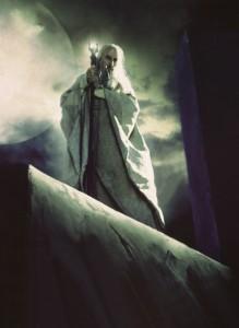 11 Saruman 219x300 Властелин Колец   Постеры
