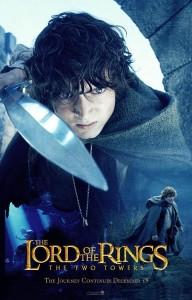 14 Frodo Sting 192x300 Властелин Колец   Постеры