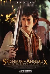 16 Frodo French 204x300 Властелин Колец   Постеры