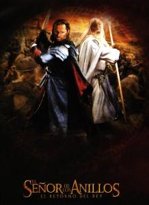 AragornGandalf Esp 218x300 Властелин Колец   Постеры