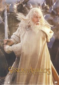 Char Gandalf Esp 207x300 Властелин Колец   Постеры
