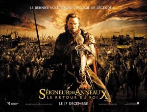 Charagorn Aragorn Fr1 300x228 Властелин Колец   Постеры