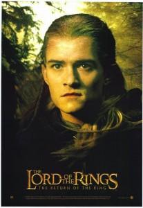 Legolas Eng 207x300 Властелин Колец   Постеры