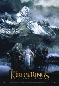 Mountains 207x300 Властелин Колец   Постеры