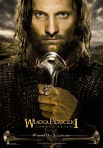 Teaser Aragorn Pol 208x300 Властелин Колец   Постеры