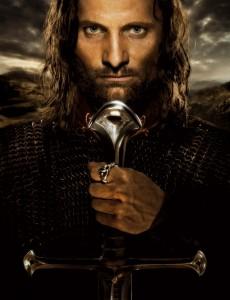 Teaser Aragorn Textless 230x300 Властелин Колец   Постеры