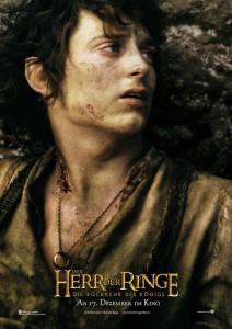 Teaser Frodo Deu 212x300 Властелин Колец   Постеры