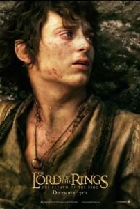 Teaser Frodo Eng 202x300 Властелин Колец   Постеры