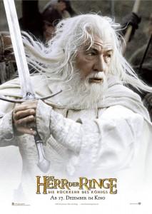 Teaser Gandalf Deu 213x300 Властелин Колец   Постеры