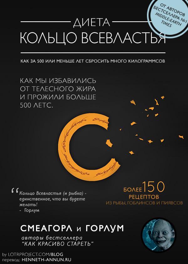 oneringdiet1 ru1 LOTRProject: Переводы картинок