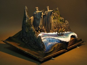 Argonath Diorama Complete 8 300x225 Диорама Аргонаты от соотечественника