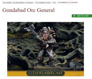 Article gundabad orc general 300x260 Азог, Болг, Язнег... запутанная история трех орков