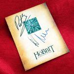 HobbitBookletSigned 150x150 Хоббит: проект Нежданный буклет