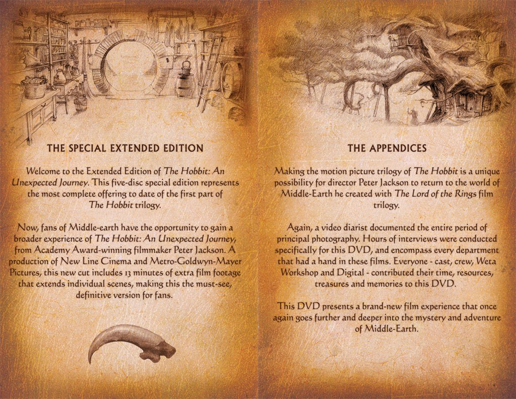 The Lord Of The Rings Appendices And Index