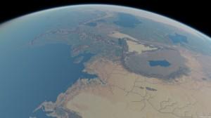 Middle earth Outerra 1024x576 300x168 Средиземье с высоты орлиного полета