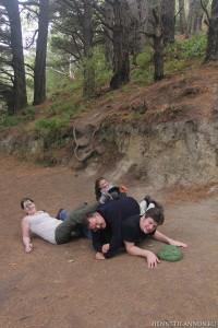 HobbitLedgeCarrot 200x300 Новая Зеландия, часть 3: Веллингтон
