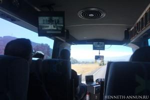 Teds Bus 300x200 Новая Зеландия, часть 3: Веллингтон