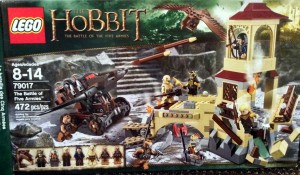 LEGO The Battle of Five Armies 79017 Box Front 300x175 Новый набор LEGO: возможное изменение в сюжете Хоббита!