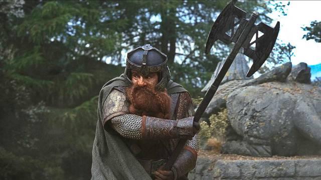 Gimli Lord Of The Rings 15 лет ВК: Братство Кольца берет интервью друг у друга!