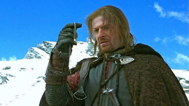 Sean Bean Lord Of The Rings 15 лет ВК: Братство Кольца берет интервью друг у друга!