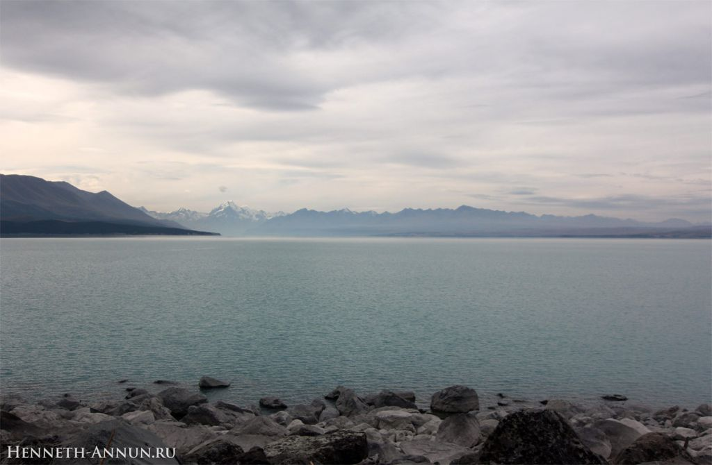 Twizel Pukaki1 1024x670 Новая Зеландия, часть 5: Твайзел (Пеленнорские поля)