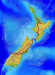 map twizel 222x300 Новая Зеландия, часть 5: Твайзел (Пеленнорские поля)