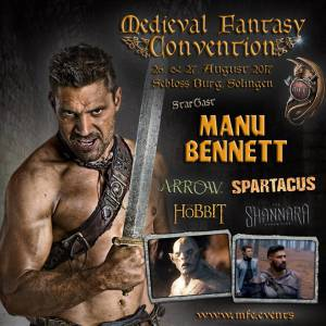 manu mfc 300x300 Ману Беннетт на Medieval Fantasy Con!