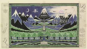 756x429 Hobbitdustjacket 300x170 Оксфорд: выставка по Толкину в 2018 году!