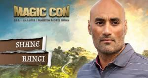 magiccon 2 starguest shane rangi 300x158 MagicCon 2018: Шейн Ранги!