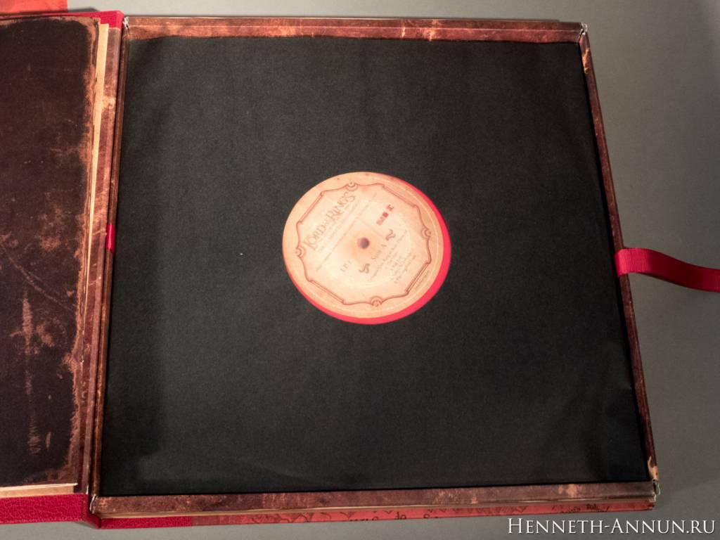 029 DSCF0004 1024x768 Полные записи саундтрека к ВК: Братство Кольца — фотообзор винилового издания!