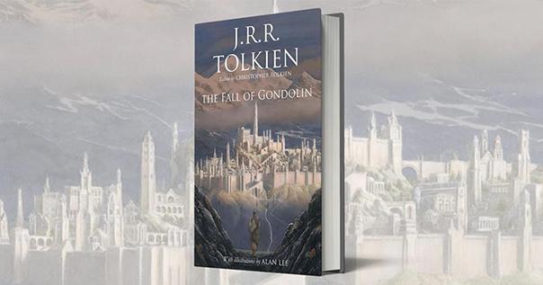 fallgondolin Падение Гондолина   новая книга Толкина!