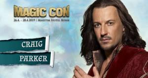 magiccon 3 og starguest craig parker 300x158 MagicCon 2019: Марк Фергюсон, Лори Данджи, Крейг Паркер!