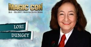magiccon 3 og starguest lori dungey 300x158 MagicCon 2019: Марк Фергюсон, Лори Данджи, Крейг Паркер!