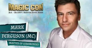 magiccon 3 og starguest mark ferguson 300x158 MagicCon 2019: Марк Фергюсон, Лори Данджи, Крейг Паркер!